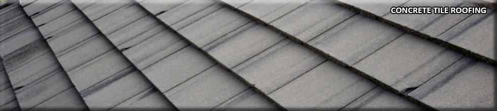 Concrete Tile Roofing Overview